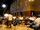 Seattle Music recording of Peter Bloesch's soundtrack